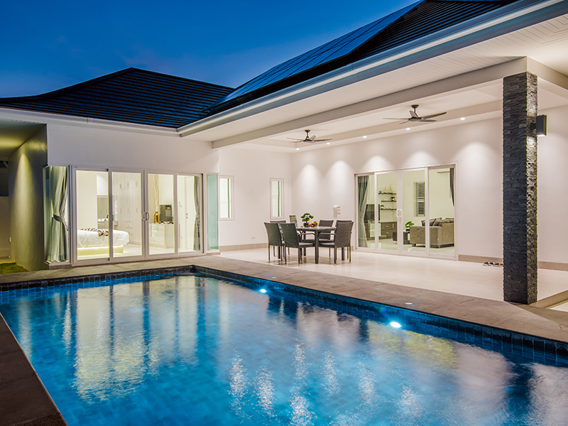 Luxury Villa For Sale Hua Hin